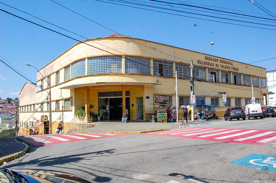 Mercado Municipal volta abrir aos finais de semana | Arquivo/GB