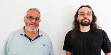 Professor Adalberto Alessandri e Professor Rodrigo Mendes Rodrigues candidatos pelo PSOL | Redes sociais  PSOL Bragança